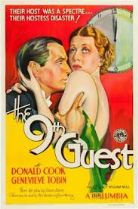The Ninth Guest 1934 DVD - Donald Cook / Genevieve Tobin